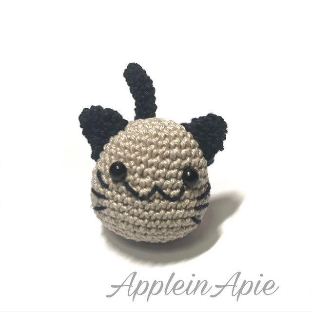 Amigurumi Kitten - Crochet Pattern | Supply | Patterns | Kollabora | 640x640