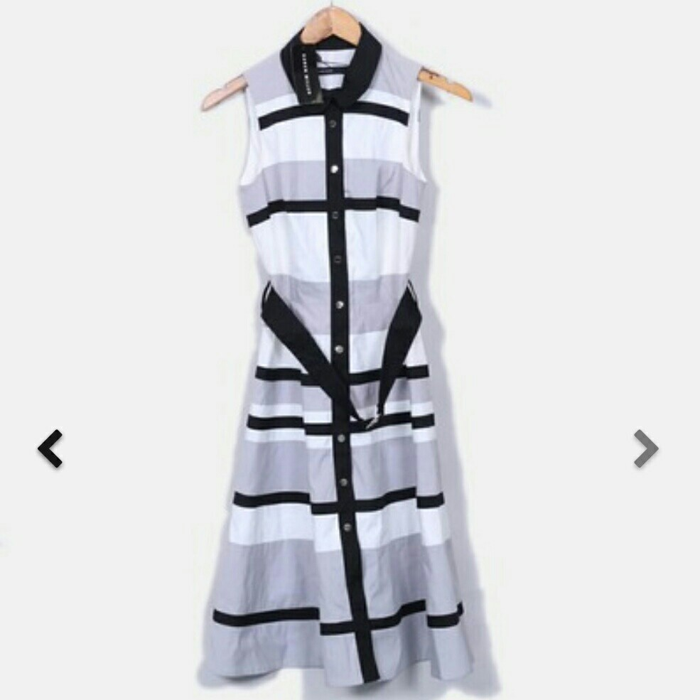 ff6927085cb Karen Millen Stripe dress, Women's Fashion, Clothes, Dresses ...