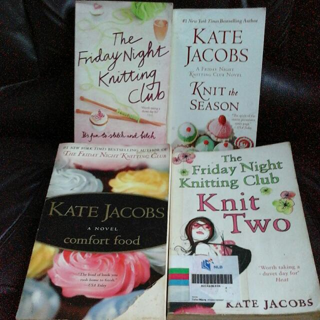 Kate Jacobs Popular Books Books Stationery Fiction On Carousell