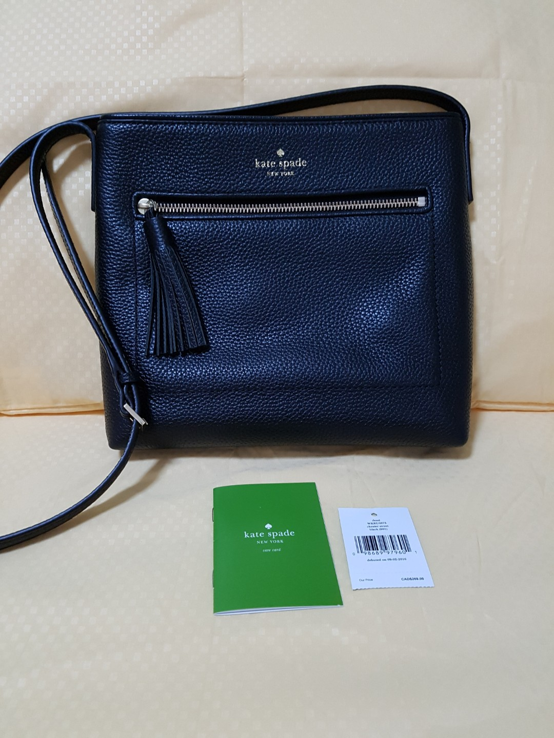 8d495ed42136 Kate Spade, Women's Fashion, Bags & Wallets, Sling Bags on Carousell