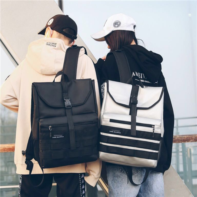 94ce441ef65 Large Backpack Laptop anello herschel adidas bag School Office work ...