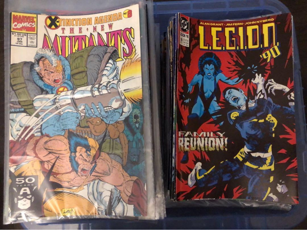 Lot of 300 Comic Books - Accepting Best Offer