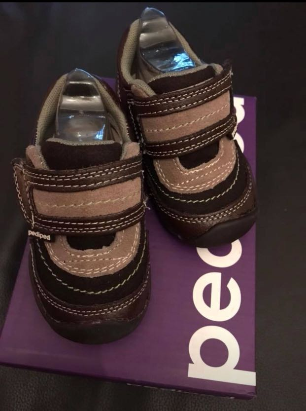 "3775839bc6d Pediped ""Grip N Go"" Baby Shoes"