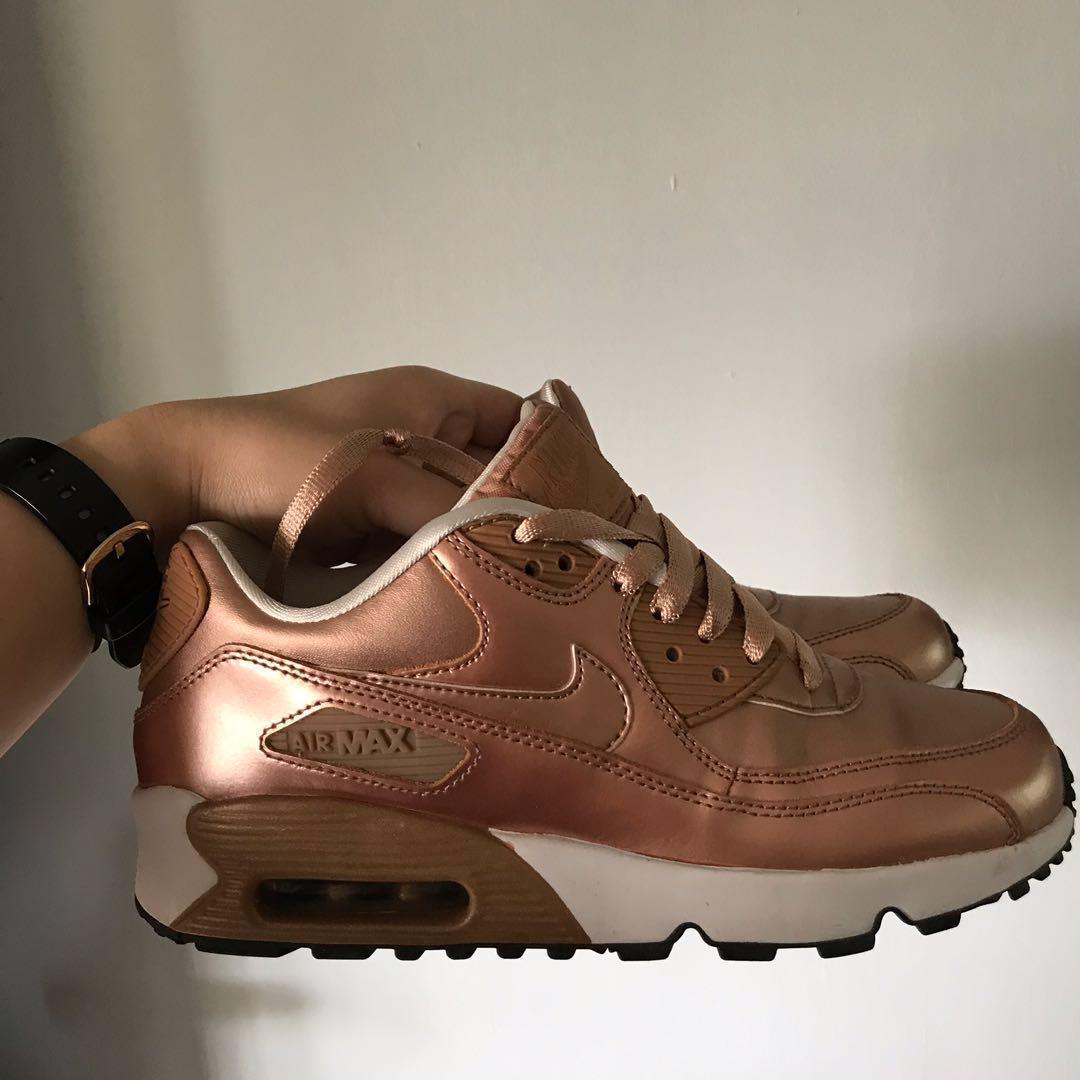 PL rose gold Nike Airmax 43222b7e6e