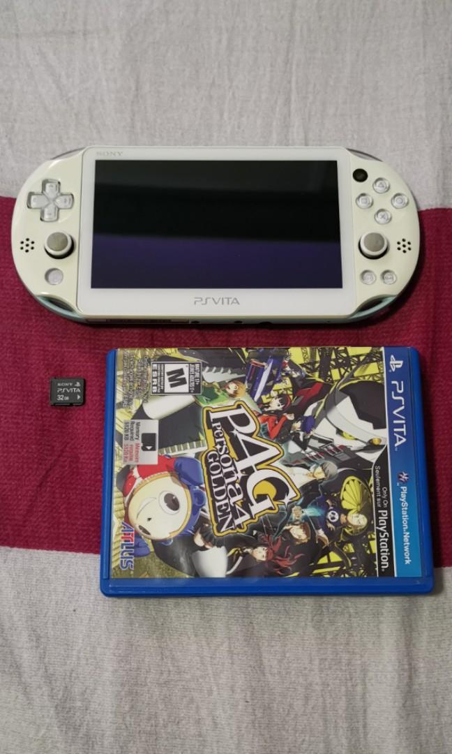 PlayStation Vita (WiFi) pch-2006