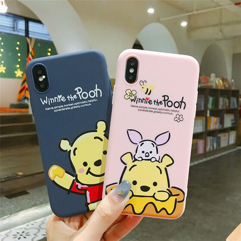 wholesale dealer c28d4 900f5 PREORDER Winnie The Pooh And Piglet Phone Case