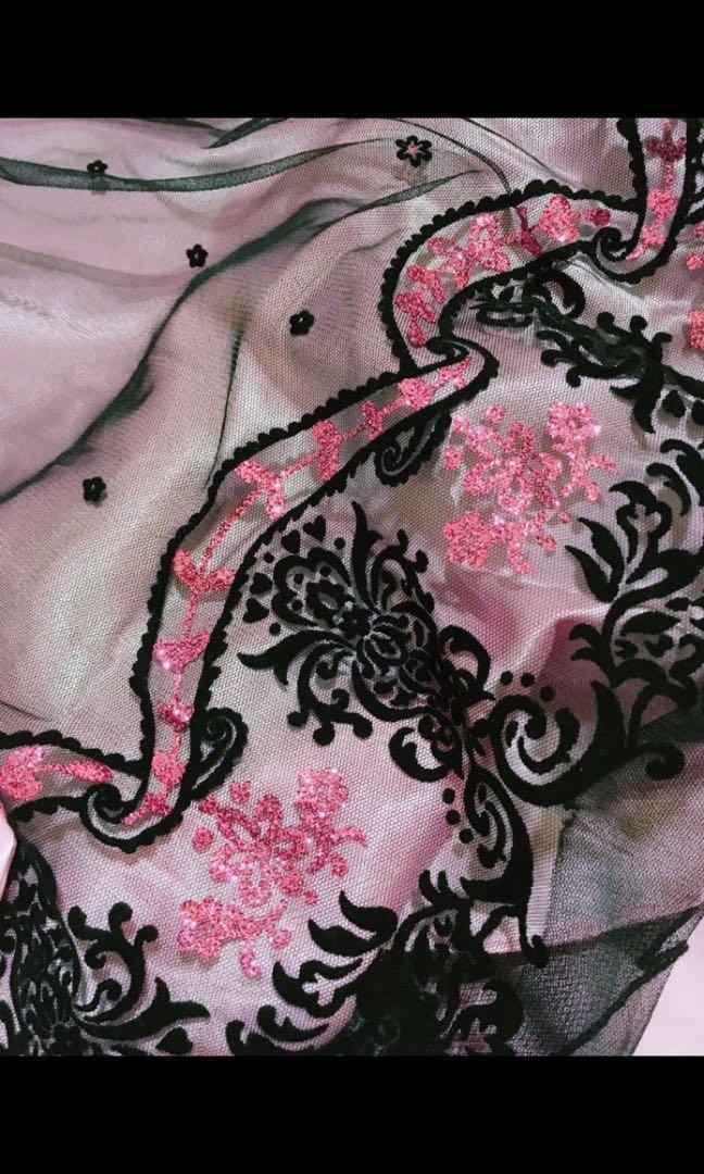 Princess SatinTulle Lilac Party dress size 8