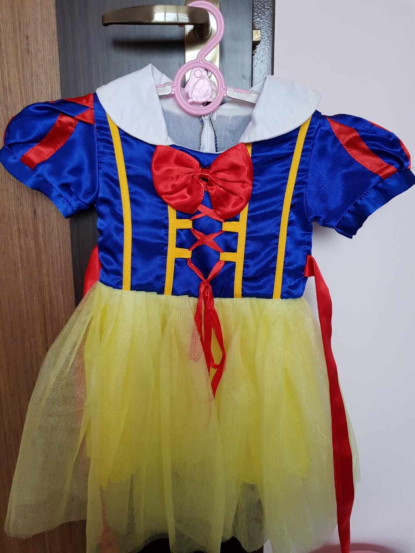 554725591424 Princess Snow White Costume