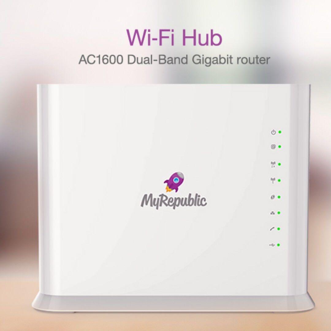 Wifi Myrepublic