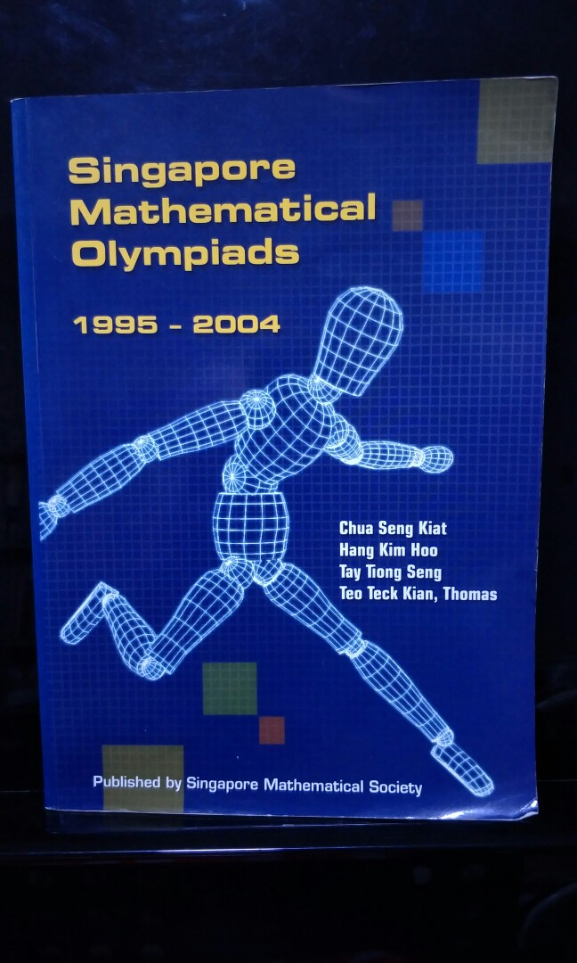 Singapore Math Olympiad 1995-2004 questions + solutions