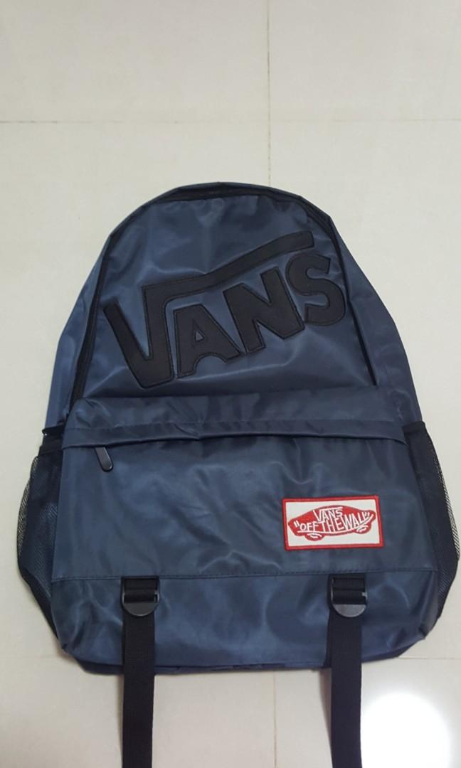 1f96077dcdc Waterproof Vans Backpack | school bag | casual bag, Luxury, Bags ...