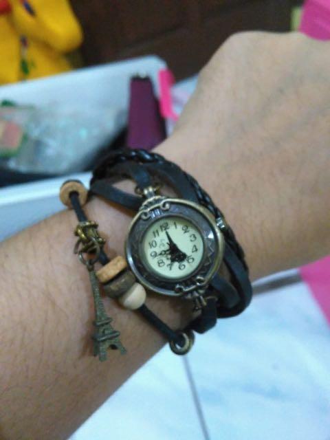 Vintage Watch Jam Tangan Gelang