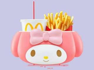 [ Limited Edition ] Mcdonalds Melody Holder