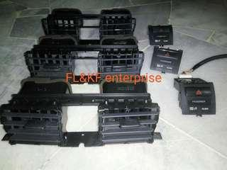 Aircond vent center vios ncp93