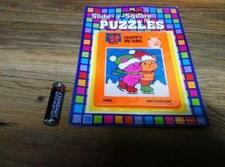 Old Slide Puzzle