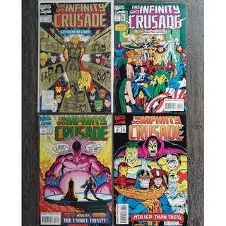 Infinity Crusade Comics