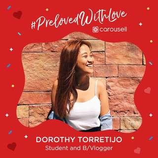 Dorothy Torretijo's Personal #PrelovedwithLove