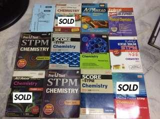 STPM Books Chemistry