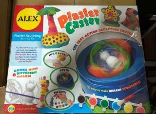 🚚 Alex plaster caster