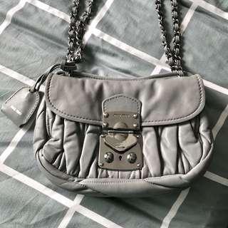 2295bb2f85f miu miu bag authentic sling   Luxury   Carousell Singapore
