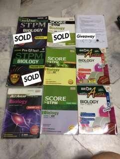 STPM Books Biology