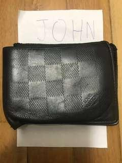 Original Louis Vuitton men wallet