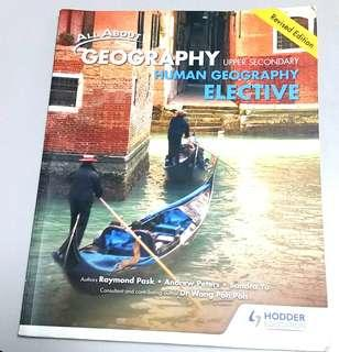 Hum Geography Elect Text book