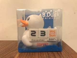 ESPRIT x b.duck calendar