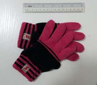 Sunway ice skating gloves