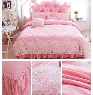 Korean Princess Wedding Bedset