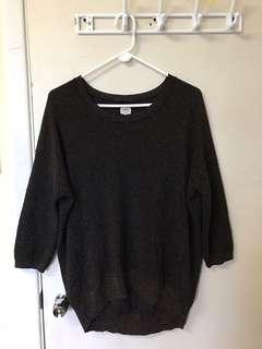 Aritzia Wilfred Light Sweater / Tunic