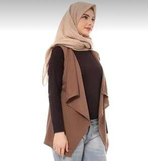 Layer outer mocca