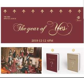 [Interest check] TWICE- the year of yes