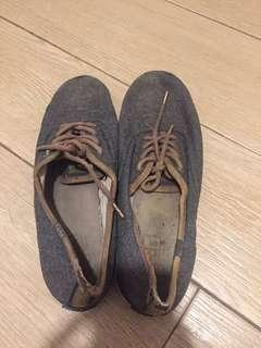 Keds gray shoes