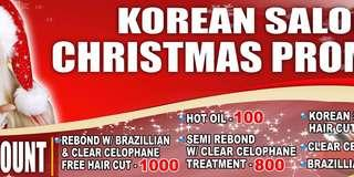 Korean hairstylist