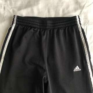 Adidas Perforated Track Pants (Size XXS)
