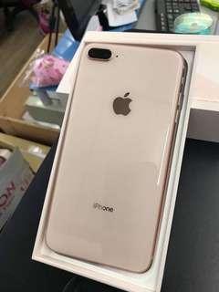 iPhone 8 Plus 64G 金色#福利機