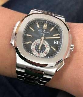 Patek Phillipe Nautilus Chronograph - 5980