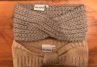 Aldo winter headbands
