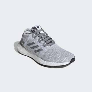 more photos 2028e 8b53f Guaranteed Authentic New Adidas x Undefeated Pureboost go shoe in core  black colourway limited edition
