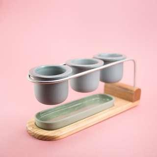🚚 Pot tray stand