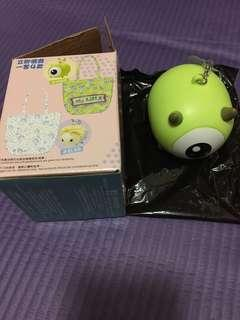 7-11 Disney Tsum Tsum 單眼仔環保袋連吊飾