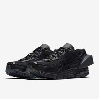 sneakers for cheap a92a0 5909b Authentic Nike x A-COLD-WALL Zoom Vomero 5 Black