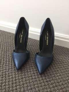 Kurt Geiger Electric Blue Stiletto