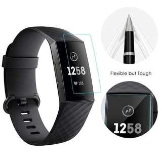 Fitbit Charge 3 / 2 Premium HD Protective Screen Protector