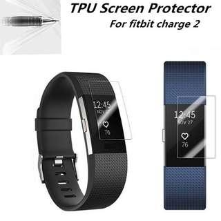 Fitbit Charge 2 Premium HD Protective Screen