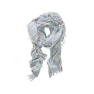 Aritzia Wilfred Mixed Stripe Blanket Scarf