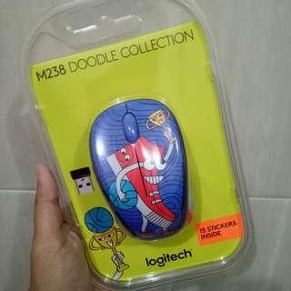 Logitech M238 Doodle Collection