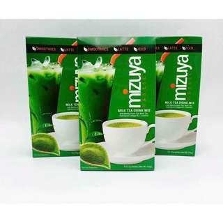 Mizuya matcha Milk Tea