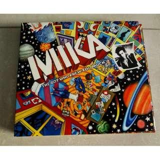 MIKA Special Edition Double CD Set The Boy Who Knew Too Much